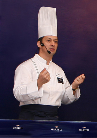 Khám phá ẩm thực Pháp cùng bếp trưởng nổi tiếng - 1