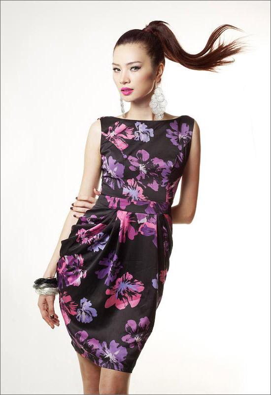 Những mẫu váy hè '' hot'' nhất năm 2013