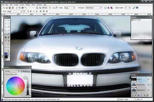 Những phần mềm thay thế Photoshop xuất sắc nhất - 2