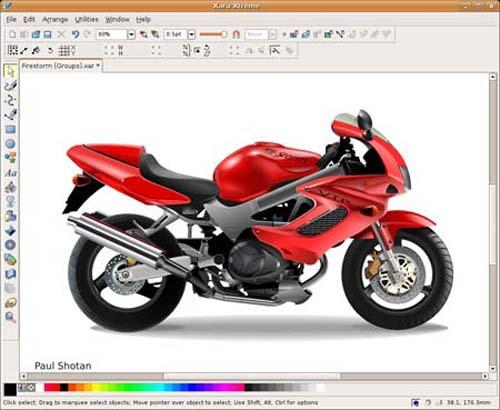 Những phần mềm thay thế Photoshop xuất sắc nhất - 6