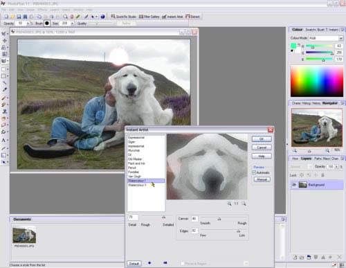 Những phần mềm thay thế Photoshop xuất sắc nhất - 9