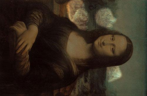 Phát hiện mới trong tranh nàng Mona Lisa - 1