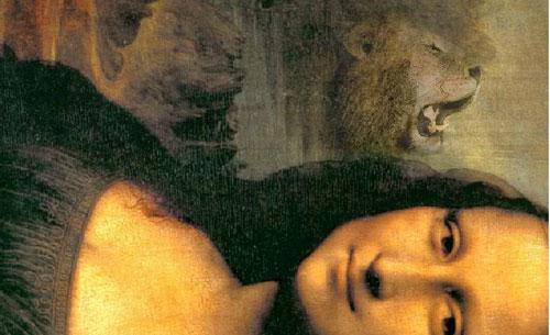 Phát hiện mới trong tranh nàng Mona Lisa - 2