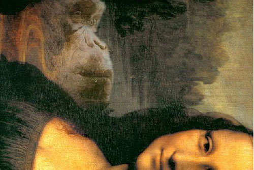 Phát hiện mới trong tranh nàng Mona Lisa - 3