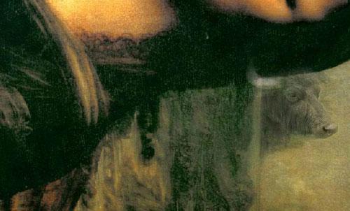 Phát hiện mới trong tranh nàng Mona Lisa - 4