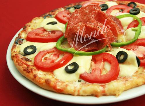 Pizza - Mua 1 tặng 1 không giới hạn tại Mondo - 2