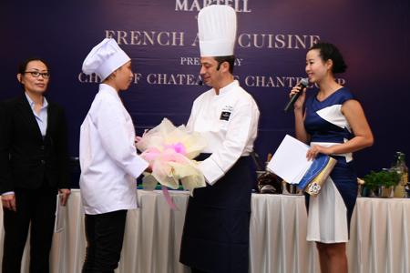 Khám phá ẩm thực Pháp cùng bếp trưởng nổi tiếng - 5
