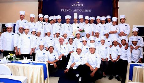 Khám phá ẩm thực Pháp cùng bếp trưởng nổi tiếng - 6