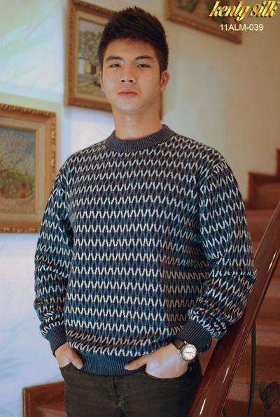 Ấm áp ngày đông với áo len Cashmere từ KenlySilk - 1