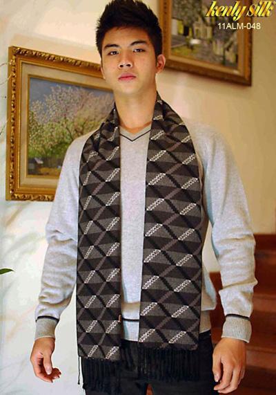 Ấm áp ngày đông với áo len Cashmere từ KenlySilk - 15