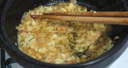 Tôm kho tàu ăn với cơm miễn chê - 7