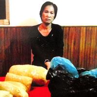 Cuộc truy bắt bà trùm ma túy