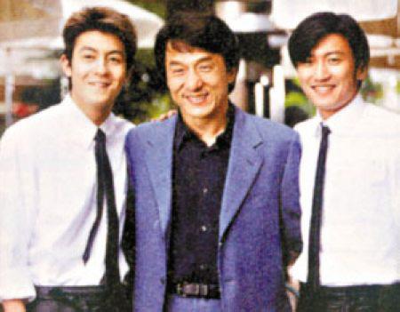 """10 scandal """"để đời"""" của Trần Quán Hy - 1"""