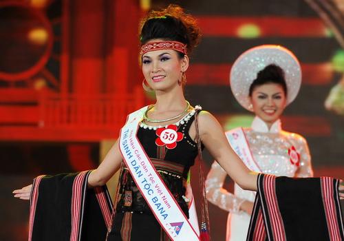 Rực rỡ sắc màu trang phục dân tộc Việt - 6