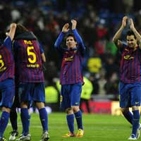 Real  Barca: Thp  ti th y