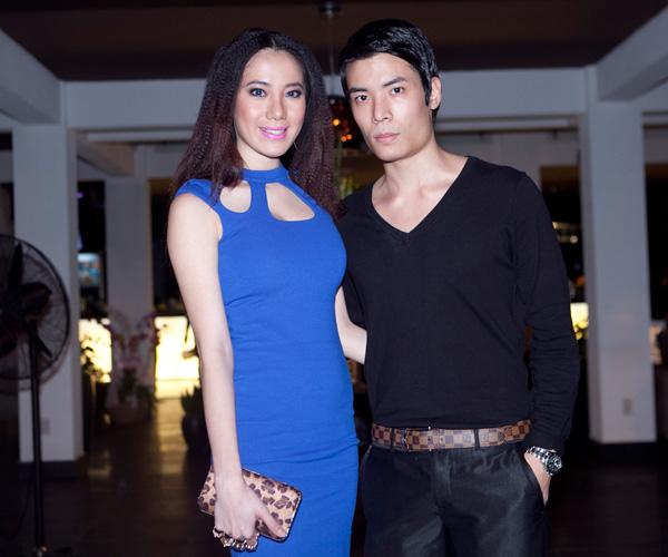 5 cặp đôi mặc đẹp của showbiz Việt 2011 - 4