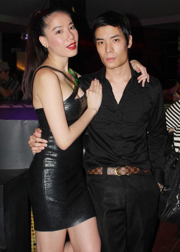 5 cặp đôi mặc đẹp của showbiz Việt 2011 - 3