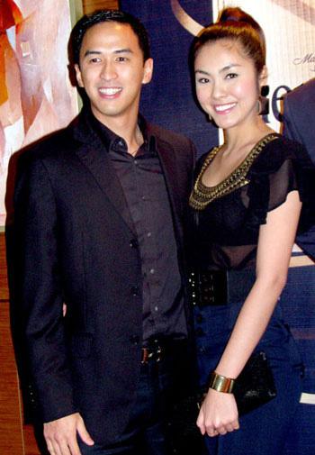 5 cặp đôi mặc đẹp của showbiz Việt 2011 - 7