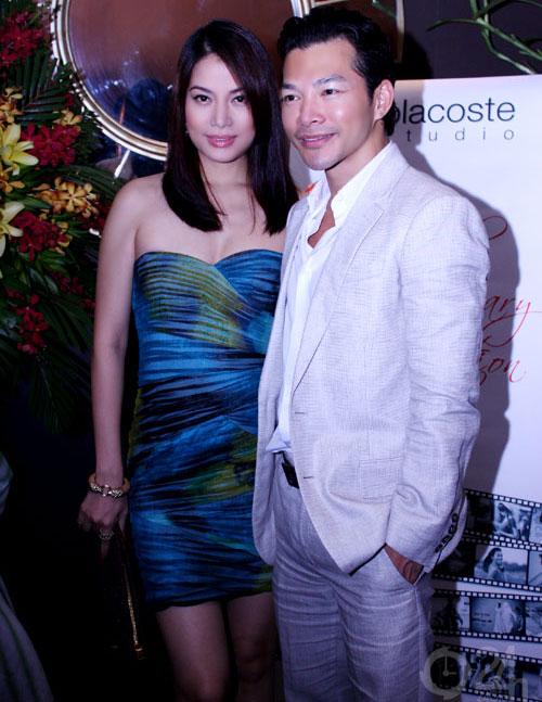 5 cặp đôi mặc đẹp của showbiz Việt 2011 - 9