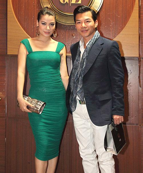 5 cặp đôi mặc đẹp của showbiz Việt 2011 - 12