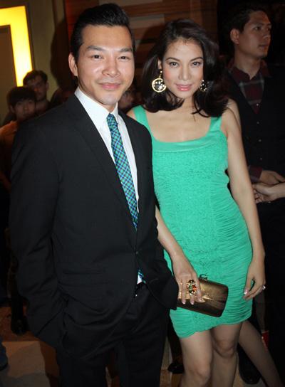 5 cặp đôi mặc đẹp của showbiz Việt 2011 - 11