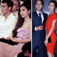 5 cặp đôi mặc đẹp của showbiz Việt 2011