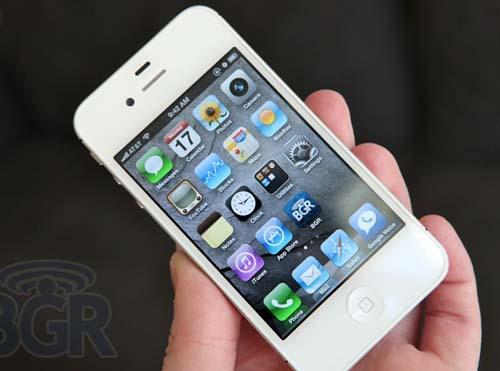 Top điện thoại thông minh tốt nhất 2011 - 2