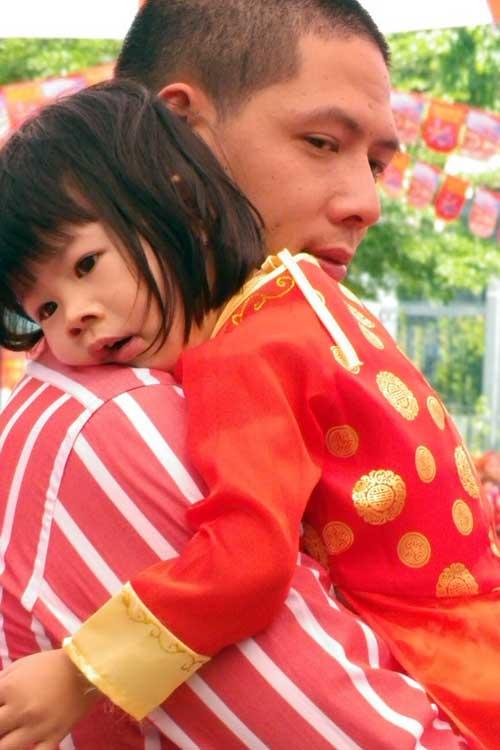 Vợ Bình Minh mang thai lần hai - 10