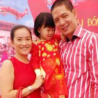 Vợ Bình Minh mang thai lần hai