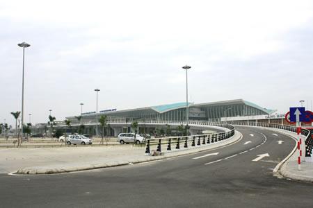 Sân bay quốc tế Đà Nẵng chính thức hoạt động - 1