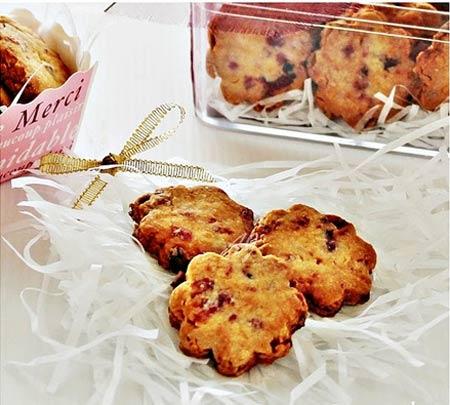 Vào bếp Giáng sinh: Bánh quy hạnh nhân - 6