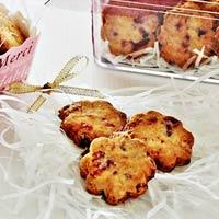 Vào bếp Giáng sinh: Bánh quy hạnh nhân