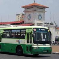 Điều chỉnh một số tuyến xe buýt TPHCM
