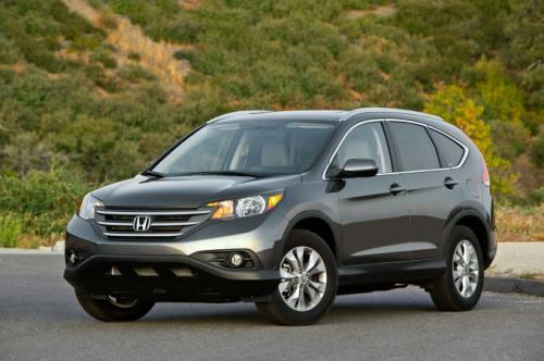 2012 Honda CR-V tới Mỹ giá 22.295 USD - 1