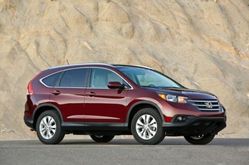 2012 Honda CR-V tới Mỹ giá 22.295 USD - 9