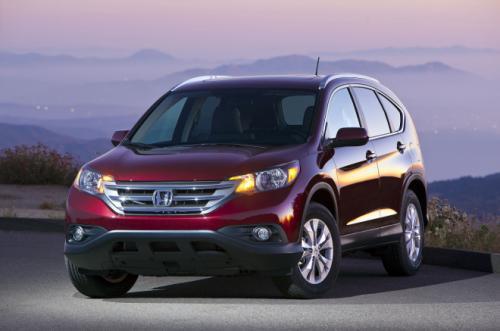 2012 Honda CR-V tới Mỹ giá 22.295 USD - 2