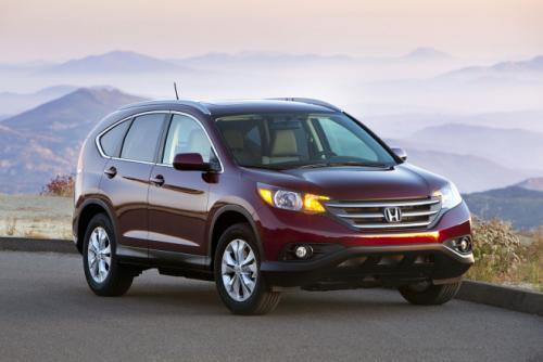 2012 Honda CR-V tới Mỹ giá 22.295 USD - 3