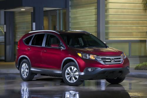 2012 Honda CR-V tới Mỹ giá 22.295 USD - 4
