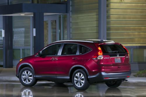 2012 Honda CR-V tới Mỹ giá 22.295 USD - 5