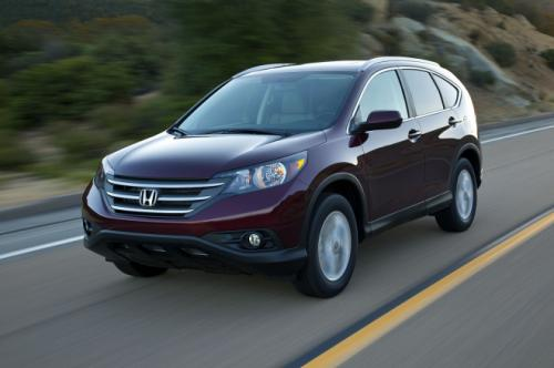 2012 Honda CR-V tới Mỹ giá 22.295 USD - 6