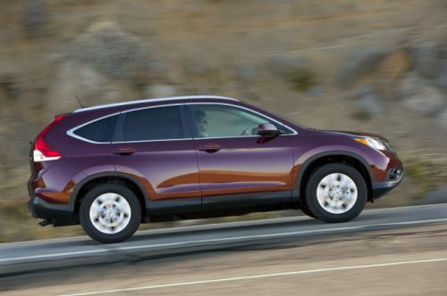 2012 Honda CR-V tới Mỹ giá 22.295 USD - 7