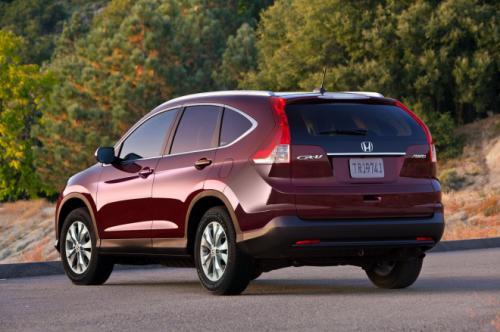 2012 Honda CR-V tới Mỹ giá 22.295 USD - 8