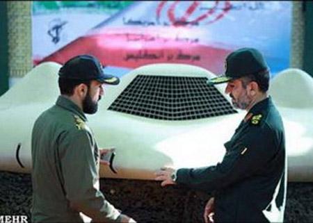 Iran lừa máy bay tàng hình Mỹ vào tròng - 1