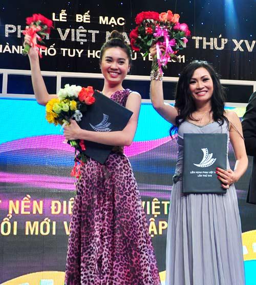 Bất thường giải thưởng LHP Việt Nam 17 - 2