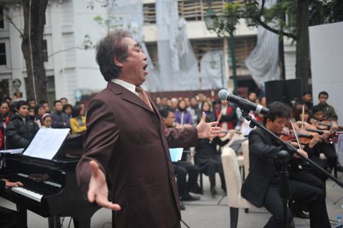 Phan Anh bảnh bao xem giao hưởng đường phố - 7