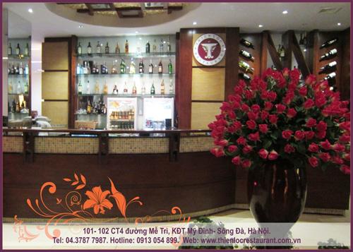 Thiên Lộc- Điạ điểm lý tưởng tổ chức tiệc cuối năm - 9