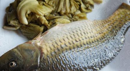 Cá chép om dưa: Ăn nhiều không ngán - 1