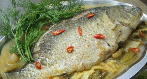 Cá chép om dưa: Ăn nhiều không ngán - 11