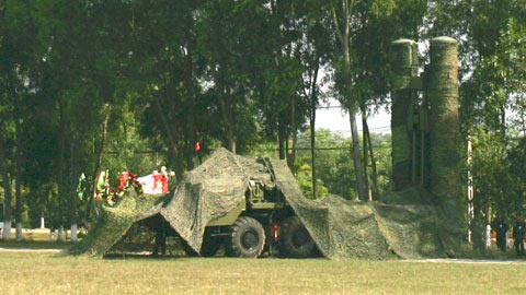 Sức mạnh không quân Việt Nam 2011 - 7