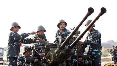 Sức mạnh không quân Việt Nam 2011 - 9